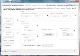 airreplay Cara hacking wifi dengan AiroWizard