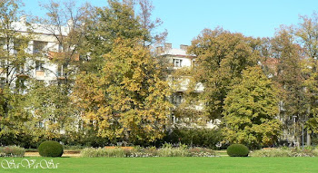 Podzim v Poděbradech