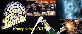 Leones del Caracas se coronan Campeones del Beisbol Profesional de Venezuela 2009-2010