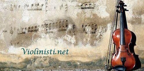 ViolinistiNet - Spartiti Gratis, Violino,Lezioni, Forum, cercasi, violinista,violini,violin,violists