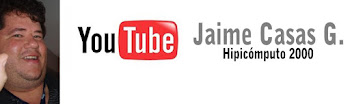 YOUTUBE de JAIME CASAS G.