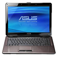 Asus Versatile Performance N81Vp