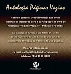 Antologia Páginas Vazias