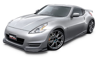 Impul Nissan 370Z body kit
