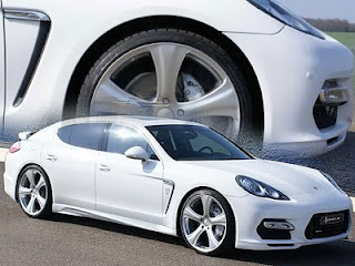 2010 Porsche Sports Car Panamera Rivage GT 970 by Hofele Design