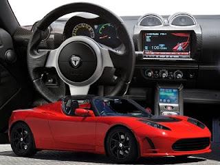 2011 Tesla Electric Sports Cars Roadster 2.5