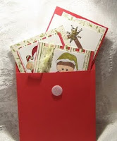 Cards and Matching Box holder by Deanne