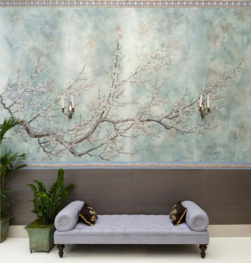 Icon interiors contemporary chinoiserie for Chinoiserie design