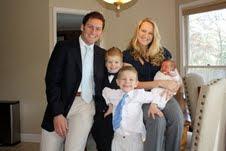 The Adam Braun Family 2010