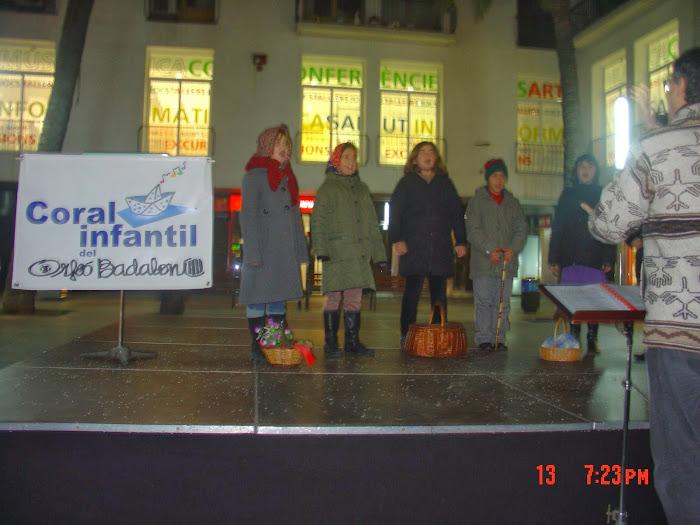 concert al Ajuntament per Nadal