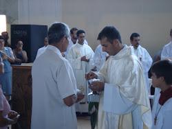 Ordenação Presbiteral em Cabixi julho 2008