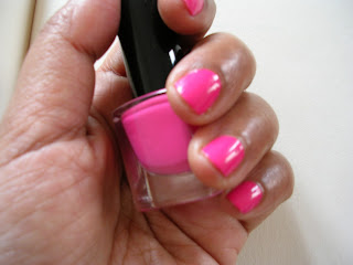 Chanel Pulsion Dupe - Max Factor Infinity 704 Disco Pink