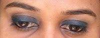 EOTD Bourjois Ombre Stretch Eyeshadow Intense Black