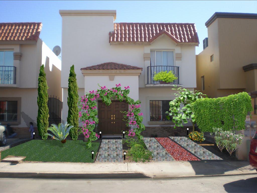 Riego automatico para jardines dise o de jardines for Diseno de jardines frentes de casas