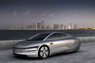 Volkswagen XL1 Super Efficient Vehicle :: 21 g@F