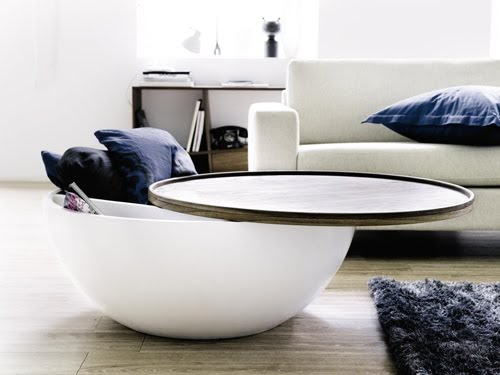 Bowl sofabord kopi