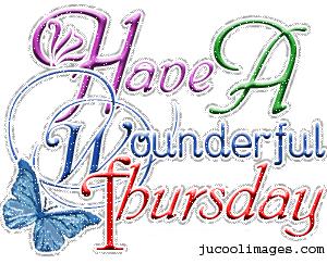 [Thursday]