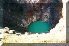Kawah Bukit Kaba