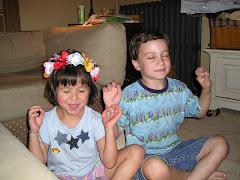 Nathan & Phoebe 2003