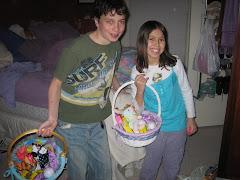 Nathan & Phoebe 2008