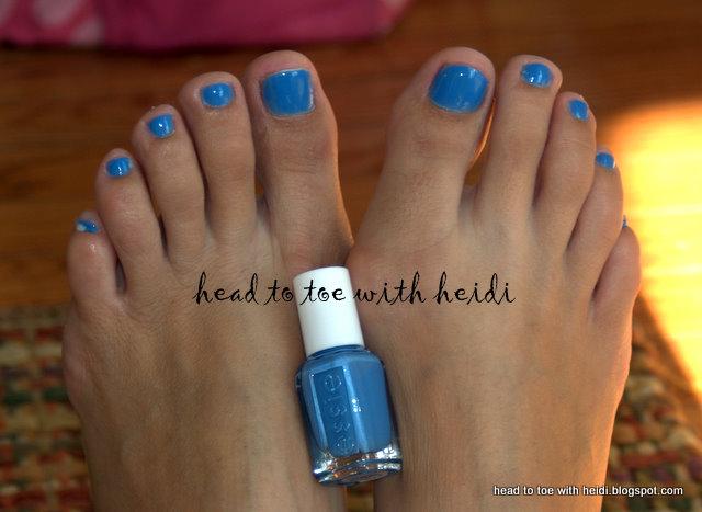 Head To Toe With Heidi