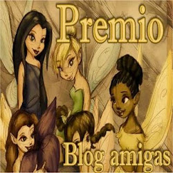 Premio compartido -blog amigas