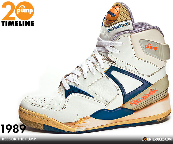 The Corners Of My Mind Evolution Of Basketball Shoes Timeline