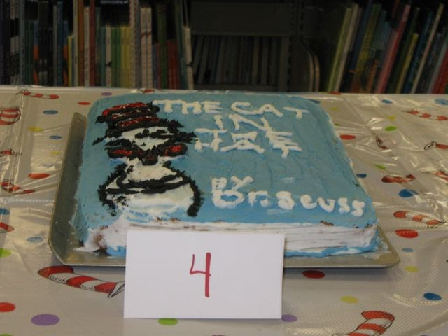 Bedford Public Library: Cake Decorating Contest Winners