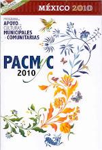 Becaria del PACMYC NL