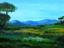 paisaje de monte I