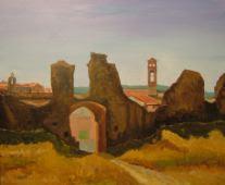 ruinas del castillo de villagarcia