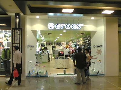 Crocs Concept Store-Greenbelt 5