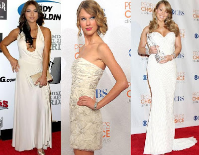 Arianny Celeste Taylor Swift Mariah Carey fashion image