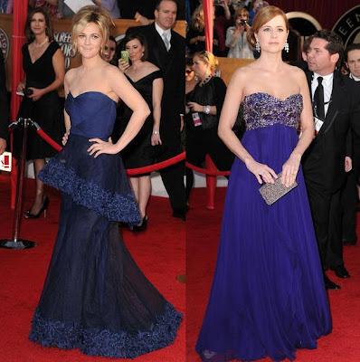 SAG Drew Barrymore and Jenna Fischer
