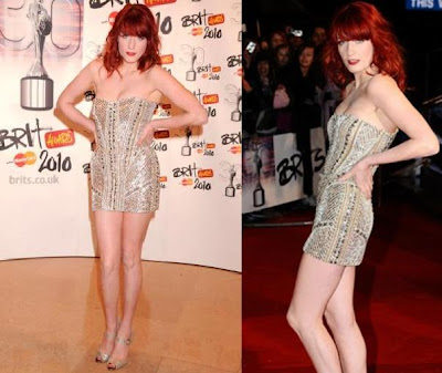 Florence Welch Brit Awards