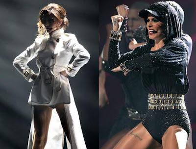 Cheryl Cole Brit Awards