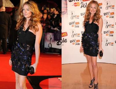 Cat Deeley Brit Awards