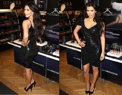 Kim Kardashian Fashion