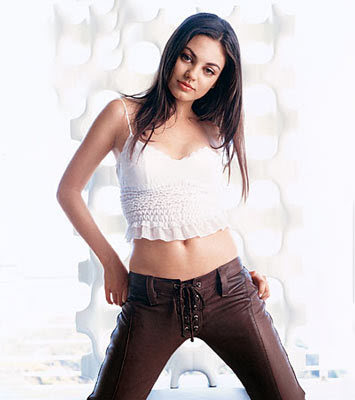 Mila Kunis Hot Fashion
