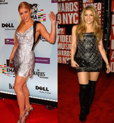 Shakira Dress Fashion