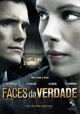 Filme Poster Faces da Verdade BRRip RMVB Dublado