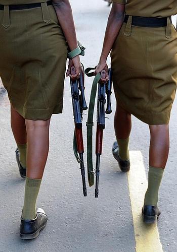 Sri Lankan Police Women