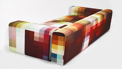 Sofa com padrao pixel by Cristian Zuzunaga 03