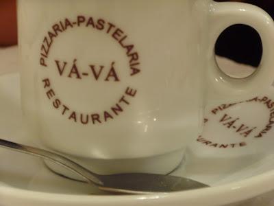 Vá-Vá.Diando - Café Pastelaria - Chavena de Café