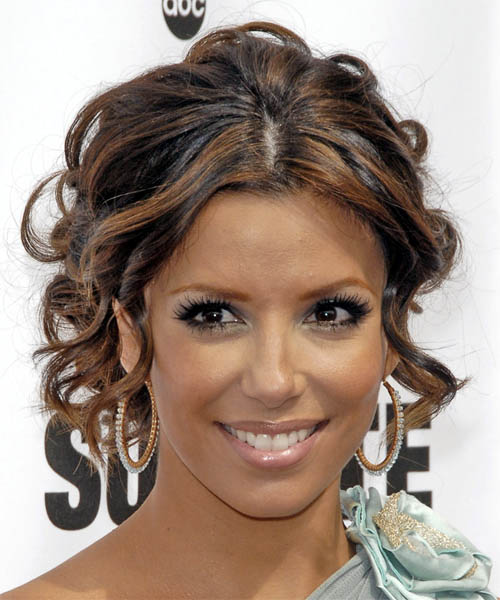 eve longoria hairstyle. eva longoria hairstyles 2010.
