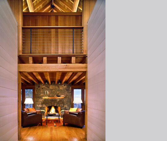 Wooden Luxurious Home 4