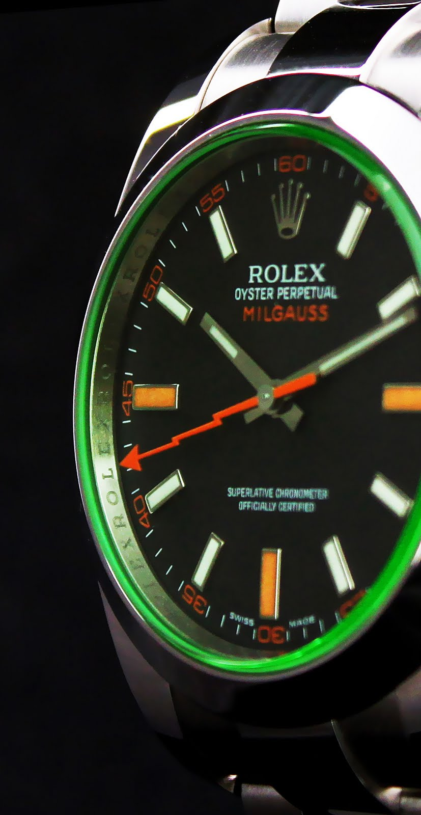Welcome to of jake 39 s rolex world magazine optimized for ipad and for Rolex milgauss