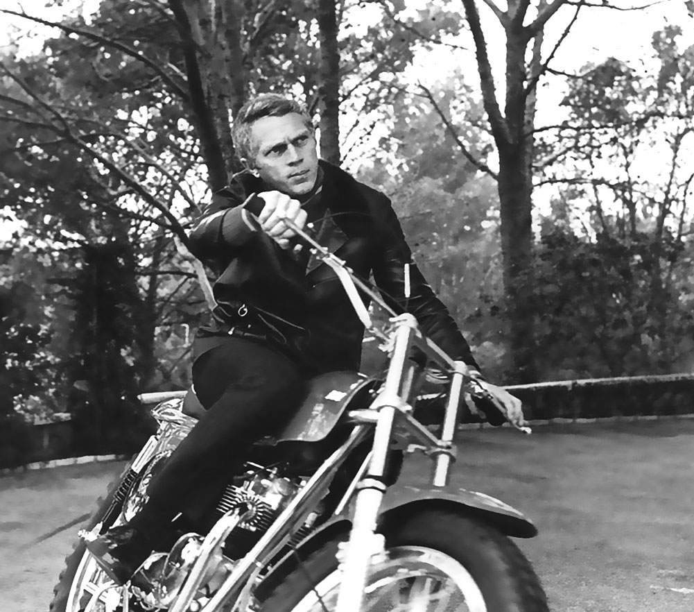 Steve McQueen - Wallpaper Gallery