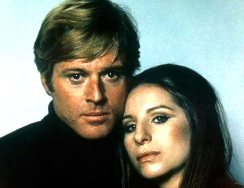 Robert Redford The Way We Were Song for The Way We Were