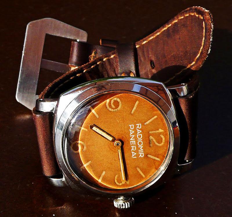 Panerai the Original Rolex Diving Tool Watch